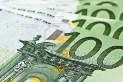 El número de billetes de 100 euros en circulación vuelve a situarse en mínimos históricos