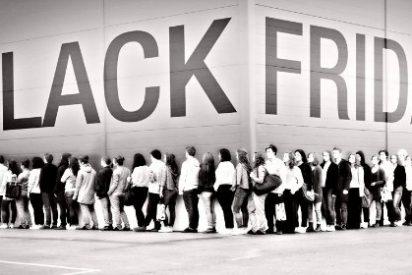España se engancha como loca al anzuelo del 'black friday'