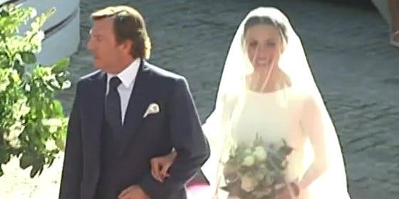 Cayetano Rivera y Eva González ya son marido y mujer
