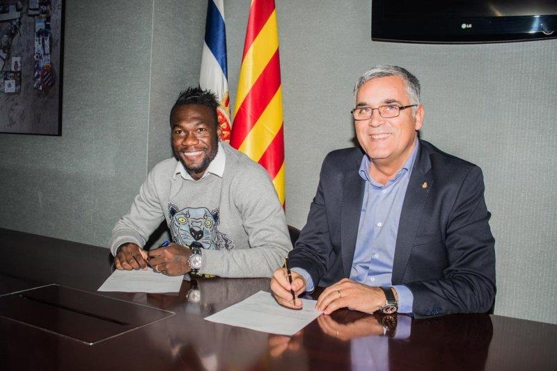 El Espanyol lo firma hasta 2019
