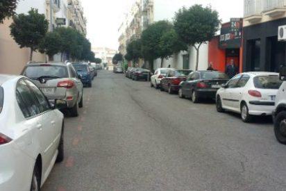 Los empresarios de la Calle José Mª Álvarez de Don Benito, reclaman mejoras en su iluminación