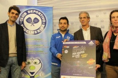 Mérida acoge el Campeonato de España de Pádel