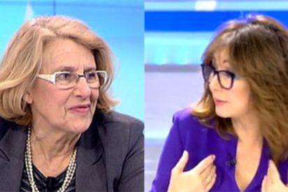 Ana Rosa 'apalea' a Carmena pidiendo soluciones: