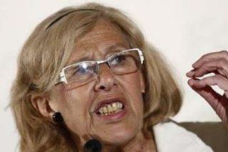 Carmena da la vara: odia ser alcaldesa y sus ediles le caen peor que las figuras del Belén