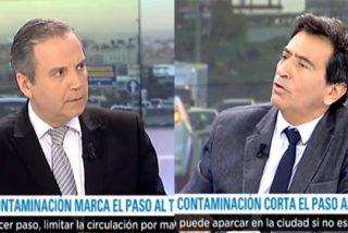 """Arcadi machaca a Carmona por apoyar la descoordinación en Madrid: """"¡Le echo la culpa del hermafroditismo político que practica!"""""""