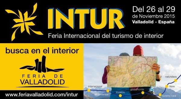 La Junta de Castilla y León destaca la innovación tecnológica y la actividad empresarial del sector turístico en Intur 2015