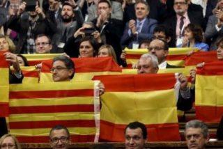 El separatismo catalán vota a favor de la sedición con un Artur Mas herido de muerte