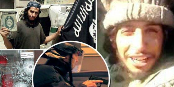 El aterrador vídeo del cerebro de los atentados en París arrastrando muertos