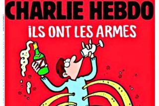 La nueva portada de Charlie Hebdo: