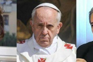"""El Papa advierte que """"también en la Iglesia hay trepas y apegados al dinero"""""""