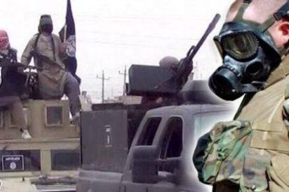 El laboratorio de armas químicas montado por Daesh para exterminarnos como ratas