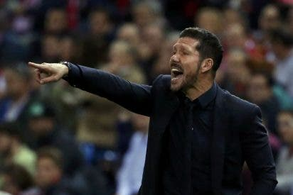 Asegura que el equipo top irá a por Simeone en verano