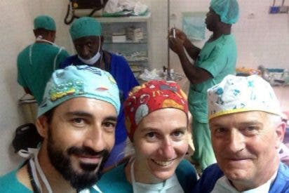 Exitosa campaña de Cirugía Pediátrica en Senegal