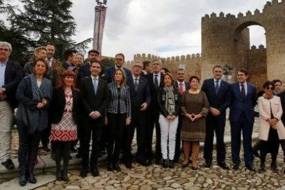 Celebrada en Ávila la Asamblea de Alcaldes de las 15 Ciudades Patrimonio de la Humanidad de España