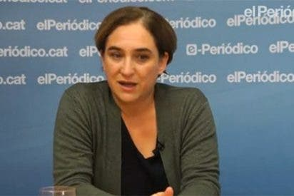 Ada Colau y sus juegos de trilero para hablar de referéndum cuando realmente quiere decir independencia