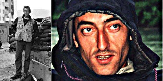 REPORTERO DE GUERRA: Miguel Gil: los ojos de la guerra (LV)