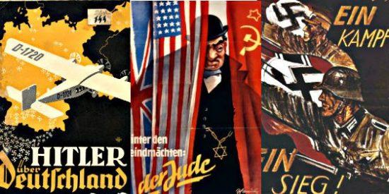 REPORTERO DE GUERRA: Los nazis y la propaganda (LVIII)