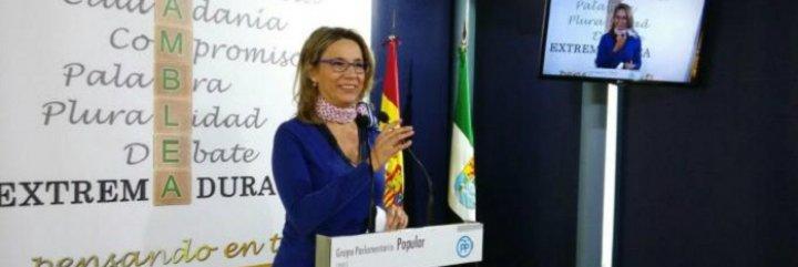 PP anuncia una enmienda a la totalidad de los Presupuestos de Extremadura para 2016