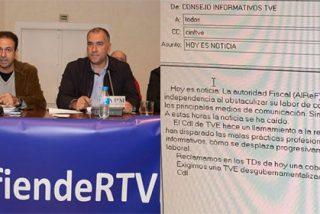 La prueba concluyente de como el soviet supremo implanta el terror en RTVE