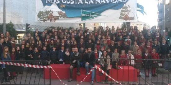 Más de 150 niños protagonizarán el encendido de la fachada navideña de El Corte Inglés de Badajoz