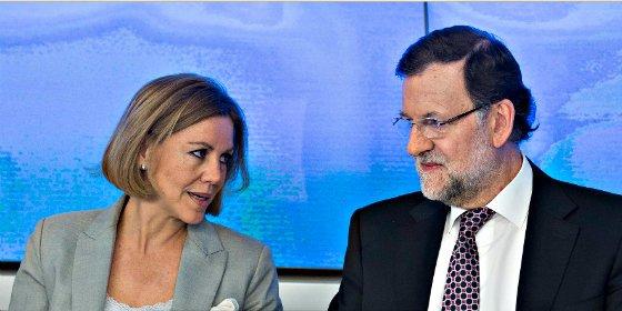 Cospedal encabezará la lista del PP al Congreso por Toledo y Catalá por Cuenca