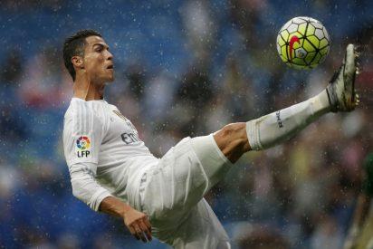 Demuestran la agresión de Cristiano Ronaldo a un futbolista de Las Palmas