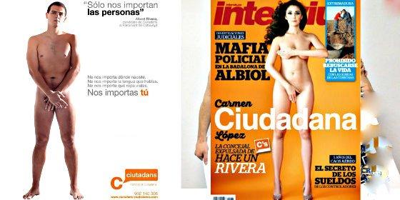 """Albert Rivera, sobre el 'Interviú' de la concejal de Ciudadanos: """"Yo tenía menos photoshop"""""""