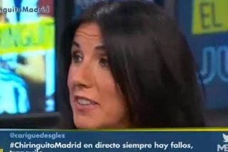 Cristina Cubero:
