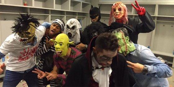La payasada culé de Halloween que sacó al Getafe de sus casillas