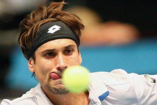Ferrer arrolla a Dolgopolov y se mete en segunda ronda en París-Bercy