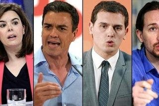 ¿Sabes de verdad por qué Mariano Rajoy manda a la vice Soraya al debate a cuatro del 7-D?