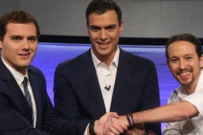 Sánchez se lleva el debate de El País dando un recital de mentiras y ocurrencias