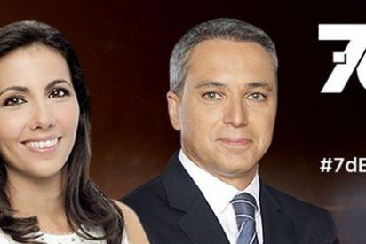 Ana Pastor y Vicente Vallés, los elegidos por Atresmedia para moderar el debate a cuatro el 7D