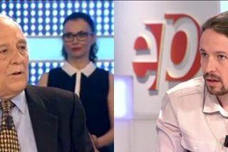 """Raúl del Pozo: """"Iglesias ha pasado de asaltar los cielos a 'follar que se acaba el mundo'"""""""