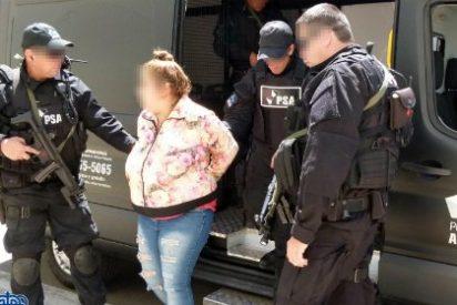 Interceptada en Málaga una maleta con más de 12 kilos de ropa impregnada de cocaína
