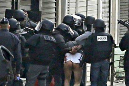 Concluye el asalto antiyihadista en París con 2 terroristas muertos y 7 maníacos islámicos detenidos