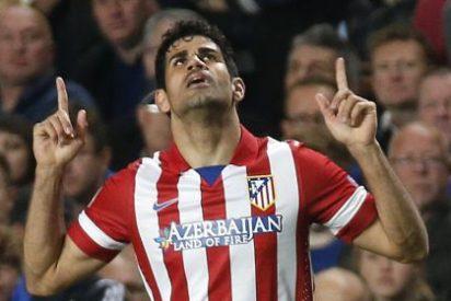 Diego Costa se pone a tiro del Atlético en el mercado invernal