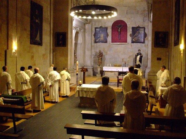 Dominicos de Salamanca celebran el VIII centenario de la fundación de la Orden