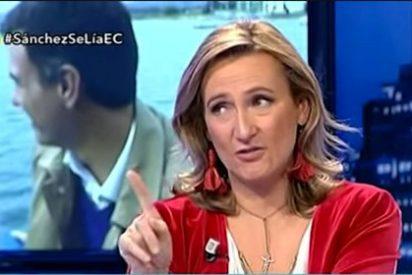 """Isabel Durán se harta de las mentiras podridas de Pedro Sánchez: """"Hasta en el PSOE se han reído de él"""""""