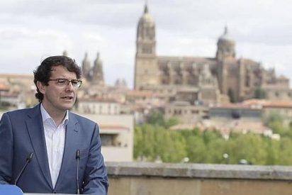 Ciudadanos pide que Fernández Mañueco declare en la comisión de investigación de la trama eólica