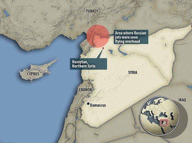 Los pilotos del caza ruso derribado por Turquía 'murieron acribillados en el aire' por los rebeldes sirios