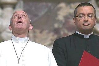 """Francisco en Florencia: """"Humildad, desinterés y beatitud son los tres rasgos del humanismo cristiano"""""""