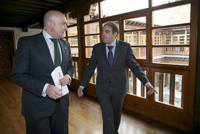 El Plan Impulso de la Diputación de Valladolid recibe el premio de ATA
