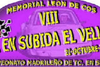 Victoria andaluza en el VIII Tramo Cronometrado en Subida El Vellón