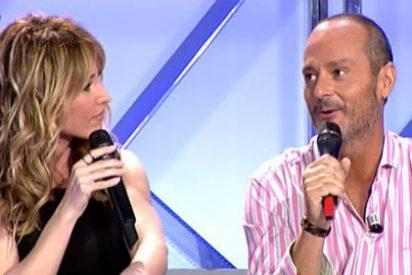 """Emma García humilla a Nacho Montes: """"Me estás tocando las narices"""""""