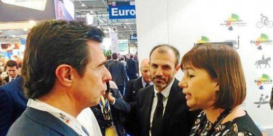 Con mano izquierda: el Govern balear lleva al Gobierno Rajoy ante los tribunales