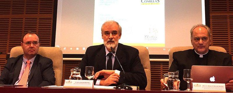 """Monseñor Sánchez Sorondo: """"El sistema energético basado en el petróleo nos lleva a un desastre ecológico"""""""