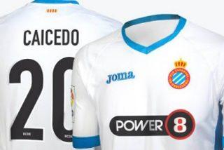 Así es la nueva camiseta del Espanyol