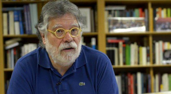 """Joaquín Estefanía: """"España ha sido uno de los laboratorios preferidos de la crisis"""""""