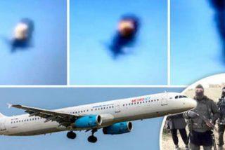 ¿Es este vídeo la prueba de que Daesh ha derribado con un misil el avión ruso?